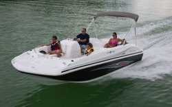 2011 - Hurricane Deck Boats - SS 188 IO