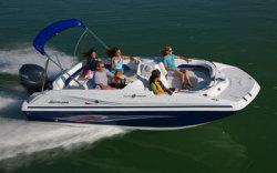 2011 - Hurricane Deck Boats - SS 188 OB