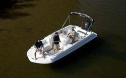 2011 - Hurricane - SunDeck Sport SS 211 OB