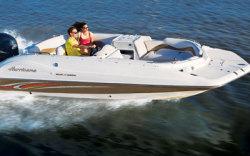 2011 - Hurricane - SunDeck Sport SS 202 OB