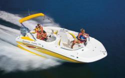2011 - Hurricane - SunDeck Sport SS 200 OB