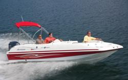 2011 - Hurricane - SunDeck Sport SS 201OB
