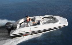 2011 - Hurricane - SunDeck Sport SS 202 IO