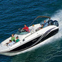 2012 - Hurricane Deck Boats - SunDeck SD 2700 Dual