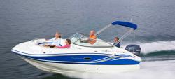 2012 - Hurricane Deck Boats - SunDeck SD 2000 OB