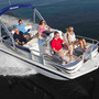 2012 - Hurricane Deck Boats - FunDeck FD 196F OB