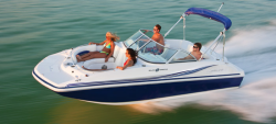 2013 - Hurricane Deck Boats - SD 187 IO
