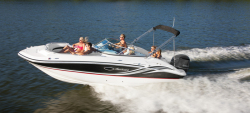 2013 - Hurricane Deck Boats - SD 2200 OB
