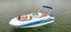 2013 - Hurricane Deck Boats - SD 2200 DC OB