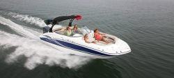 2013 - Hurricane Deck Boats - SD 2400 OB