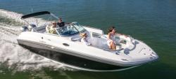 2013 - Hurricane Deck Boats - SunDeck SD 2700 Dual