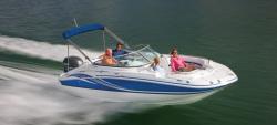2013 - Hurricane Deck Boats - SD 2000 OB