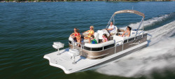 2013 - Hurricane Deck Boats - FD 236F OB