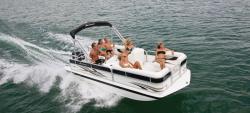 2013 - Hurricane Deck Boats - FD 196 OB