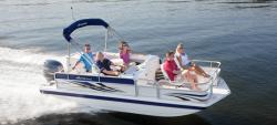 2013 - Hurricane Deck Boats - FD 196F OB
