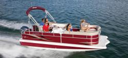 2013 - Hurricane Deck Boats - FD 216 OB