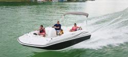 2013 - Hurricane Deck Boats - SS 188 IO