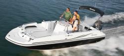 2013 - Hurricane Deck Boats - SS 211 OB