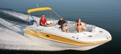 2013 - Hurricane Deck Boats - SS 220 OB