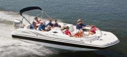2013 - Hurricane Deck Boats - SS 232 OB