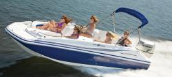 2013 - Hurricane Deck Boats - SS 188 OB