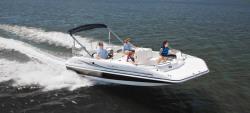 2013 - Hurricane Deck Boats - SS 201 OB