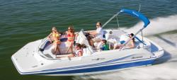 2013 - Hurricane Deck Boats - SS 202 IO