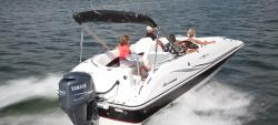 2013 - Hurricane Deck Boats - SS 202 OB