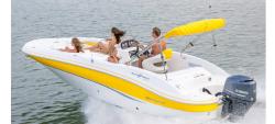 2013 - Hurricane Deck Boats - SS 203 OB