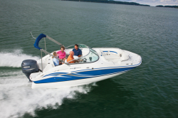 2014 - Hurricane Deck Boats - SD 2000 OB