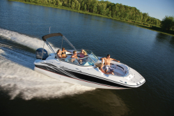 2014 - Hurricane Deck Boats - SD 2200 OB