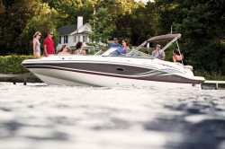 2014 - Hurricane Deck Boats - SD 2400 IO