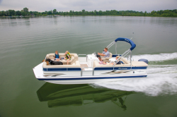 2014 - Hurricane Deck Boats - FD 226 OB