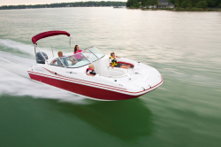 2014 - Hurricane Deck Boats - SD 187 OB