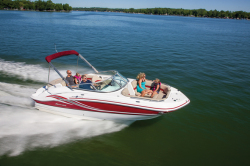 2014 - Hurricane Deck Boats - SD 2200 DC IO