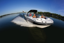 2014 - Hurricane Deck Boats - SD 2200 IO