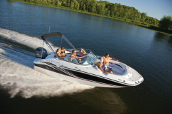 2015 - Hurricane Deck Boats - SD 2200 OB