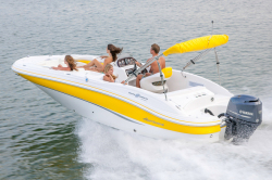 2015 - Hurricane Deck Boats - SS 203 OB