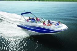 2015 - Hurricane Deck Boats - SunDeck SD 2600 IO
