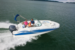 2015 - Hurricane Deck Boats - SD 2000 OB