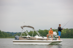 2015 - Hurricane Deck Boats - FD 198 OB