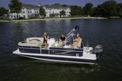 2015 - Hurricane Deck Boats - FunDeck FD 236 WB OB
