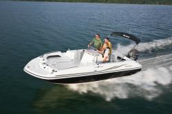 2015 - Hurricane Deck Boats - SS 211 OB