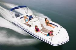 2015 Hurricane Boats SS 231 OB