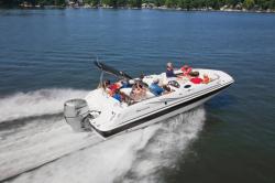 2015 - Hurricane Deck Boats - SS 232 OB