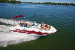 2015 - Hurricane Deck Boats - SD 2200 DC IO