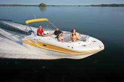 2015 - Hurricane Deck Boats - SS 220 OB