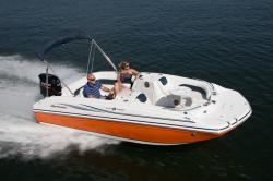 2016 -Hurricane Deck Boats - SS 188 OB