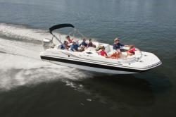 2016 - Hurricane Deck Boats - SS 232 OB