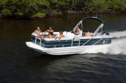 2018 - Hurricane Deck Boats - FD 226 OB